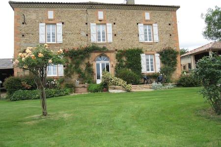 LE MARQUES - Saint-Frajou - Haus