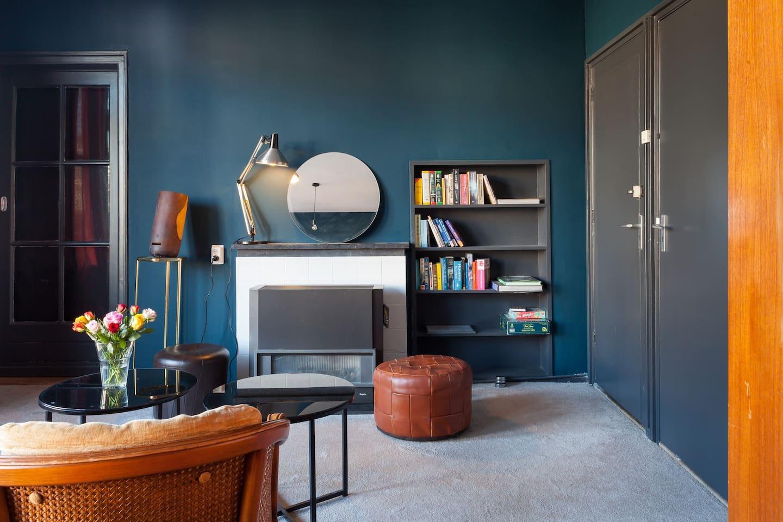 Beautiful vintage apartment w/ wifi   appartementen te huur in arnhem