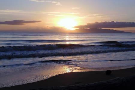 Saunders Beach Shack - on the beach - Maison