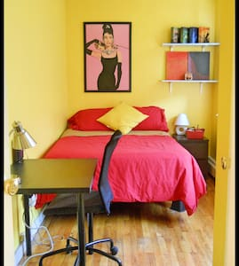 Comfy Bed and Breakfast in NYC!