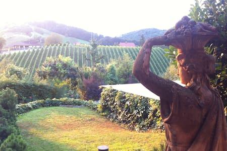 Sanctum wine estate &perfect nature - Talo