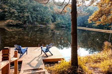 Silver Moon Lake Retreat - Nashville - Lakás
