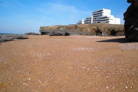 appartement vue sur la mer - Saint-Hilaire-de-Riez - Daire