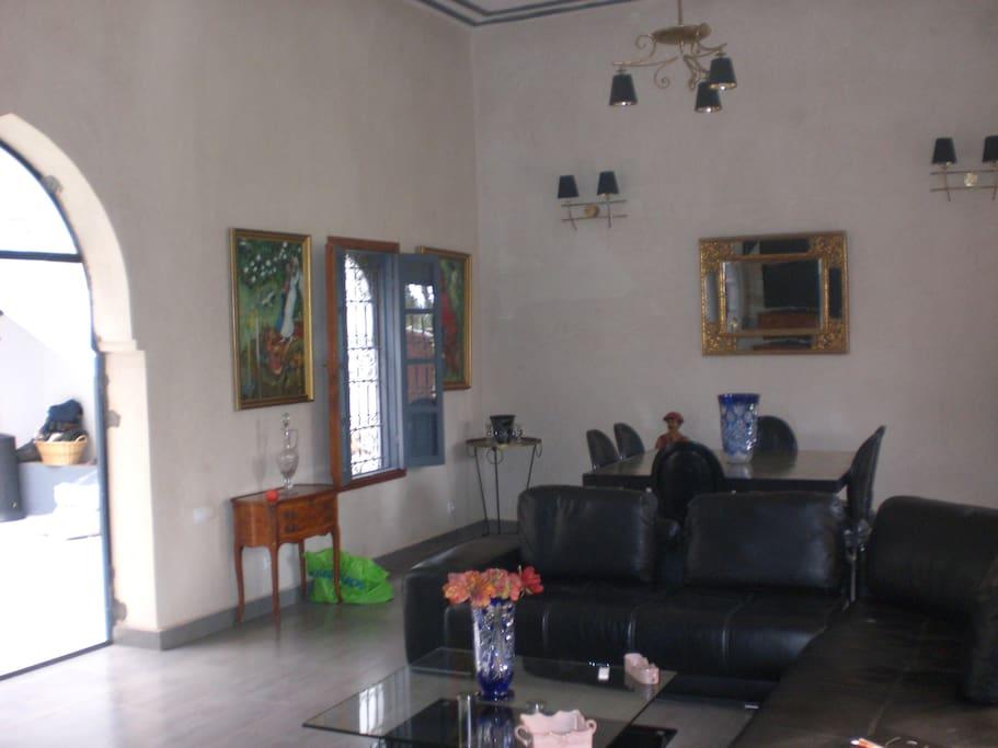 Riad Palmeraie Marrakech