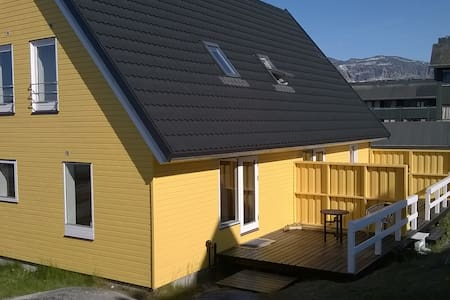 Greenland Sun - New Luxury beds - Appartement