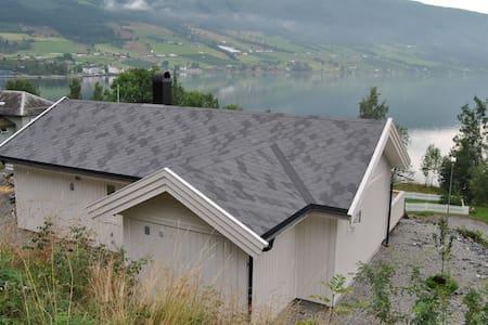 Innvik indre Nordfjord, nær Olden - Innvik - Chatka