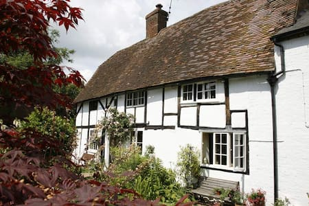 Historic Cottage in English Village