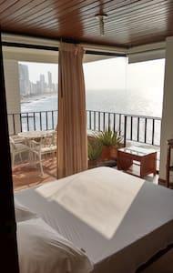 903apartamento  balcon vista al mar - Wohnung