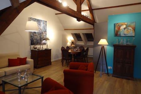 La GAREçonnière studio-loft - Wohnung
