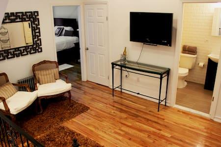 Elegantly Simple Bed-Stuy Flat