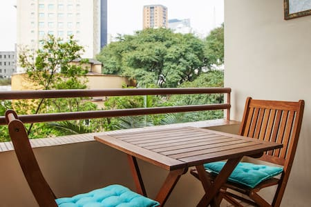 Room near Paulista Av and subway - São Paulo - Apartment