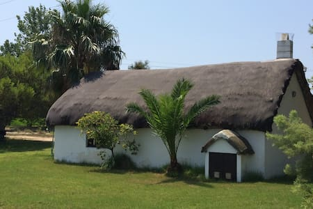 Unique 'La Gola y La Goleta' - Rumah