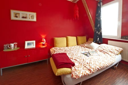 Home sweet home with own bathroom - Nuremberg - Apartment