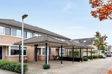 Modern House in district Den Bosch - Rosmalen