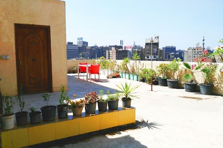 Roof  Flat  Egypt Rent & for Sale 50,000 $ - Apartamento