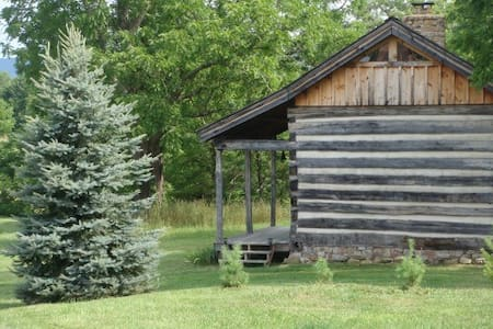 GOOD TIME FARM LOG CABIN ESCAPE - Cabaña