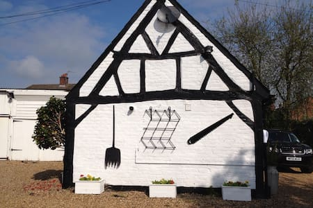 17c  Grade  2 listed barn .  - Allostock - Other
