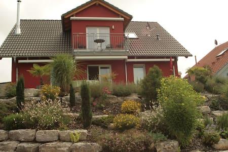 Neue grosse Ferienwohnung nahe Stein am Rhein - Öhningen - Appartement