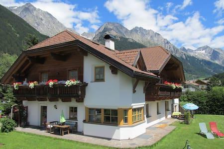 Apartment mit Frühstück im schönen Antholzertal - Bed & Breakfast
