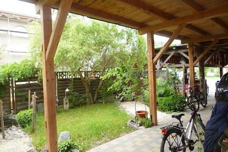 Unterkunft mit Sauna - Schechen - Apartment