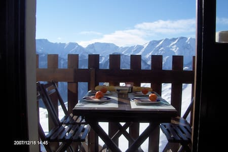appart 4 places,Alpe d'Huez
