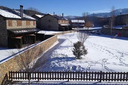 SPECIAL HOME IN THE CATALAN PYRENEE - Bellver de Cerdanya - Huis