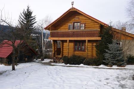 Котедж «АНАСТАСІЯ» - House