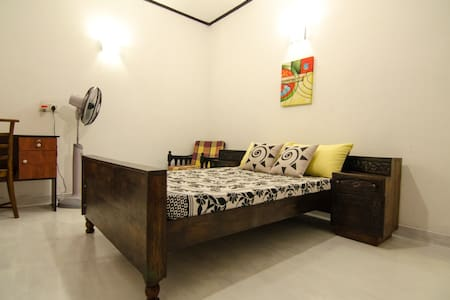 Cozy Room in Greener Colombo - Huis