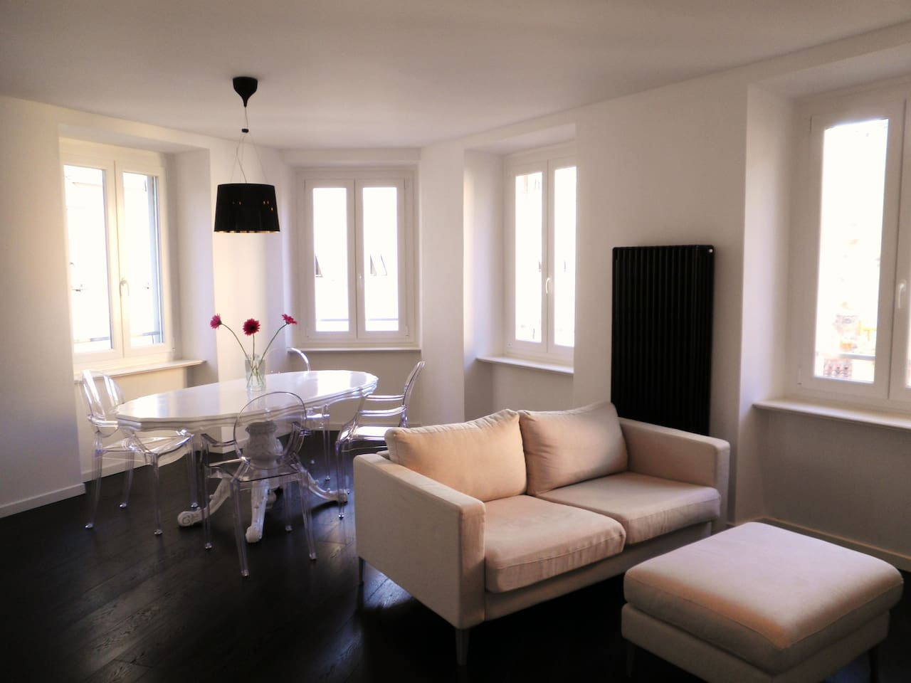 Trieste: stylish city apartment