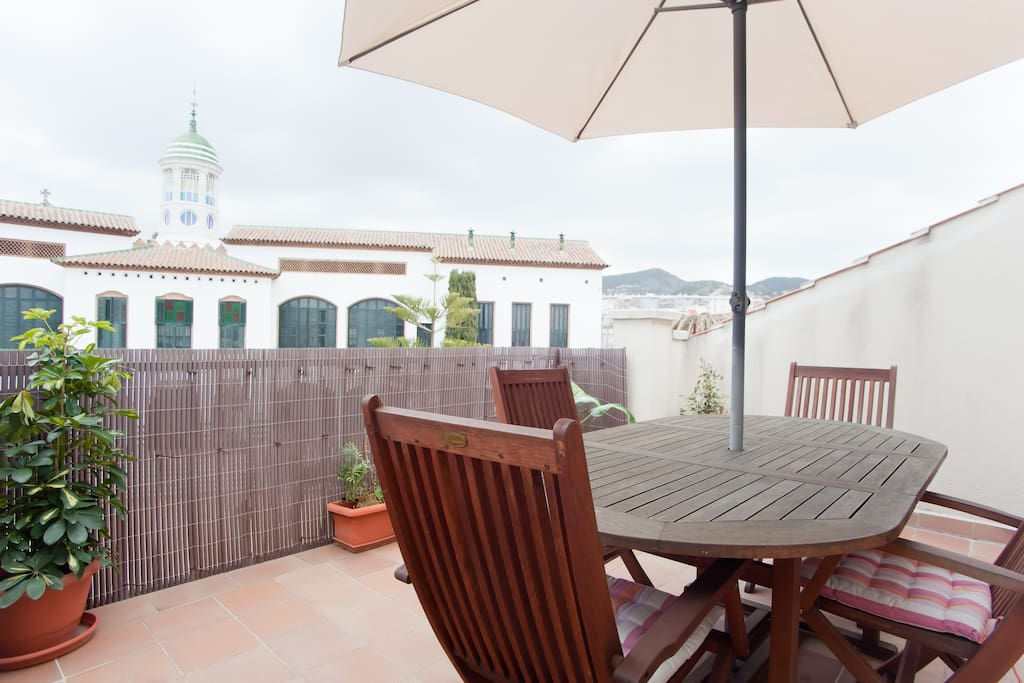 Private Single Room in Sitges.