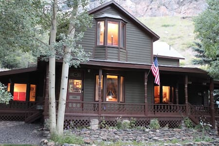 Loop's End - Your Perfect Mountain Vacation Home. - Georgetown