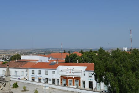 Award winning Alentejo with terrace - Beja - Maison