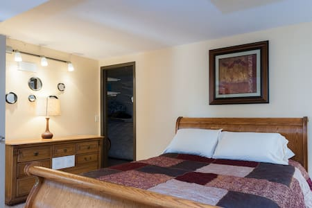 Large Private Suite ❧ Private Entry ❧ Comfy & Cool - Highlands Ranch - Casa