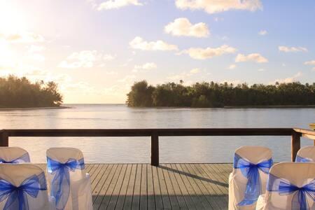 Aroko Bungalows Lagoon Villas - Villa
