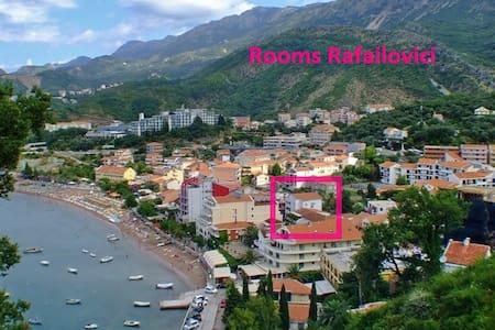 Rooms Rafailovici - Lux Apartman - Wohnung