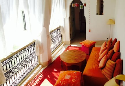 "Riad Ibo ""IFE room""+breakfast+wifi"