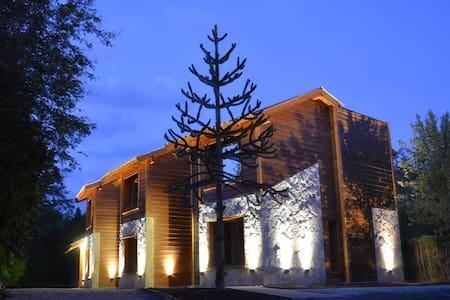 Cabañas en pleno centro - Villa La Angostura - Cabin
