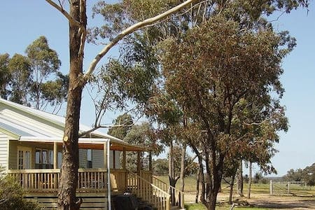 Ironbarks - Self Catered Farmstay - Dunolly - Talo