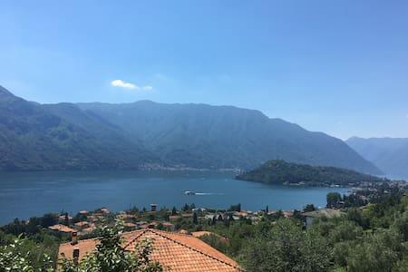 Fantastic LAKE VIEW Home Tremezzo - Huoneisto