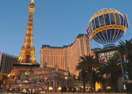 PARIS HOTEL!!! AVOID RESORT FEES!!! - Las Vegas