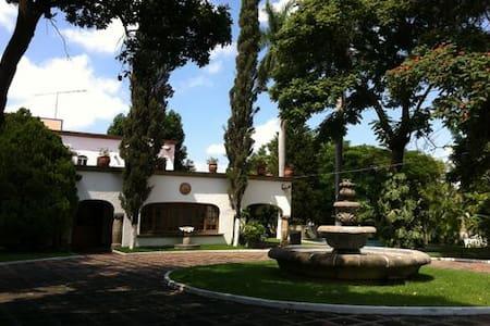 Hacienda Gran Turismo Recreativo - Casa