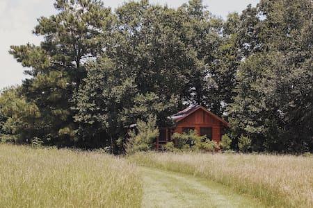 West Cabin - Blockhütte