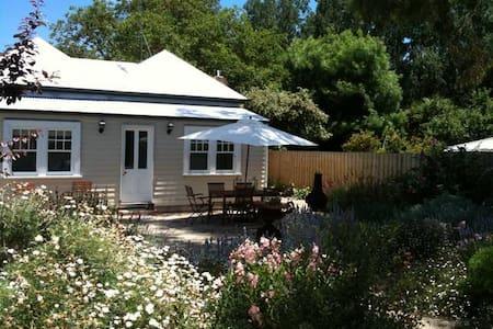 Ella's Cottage, Clunes - Rumah