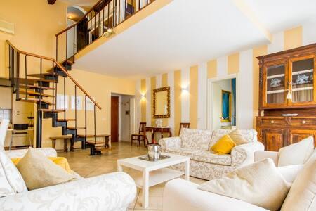 Florence apartment Apostoli