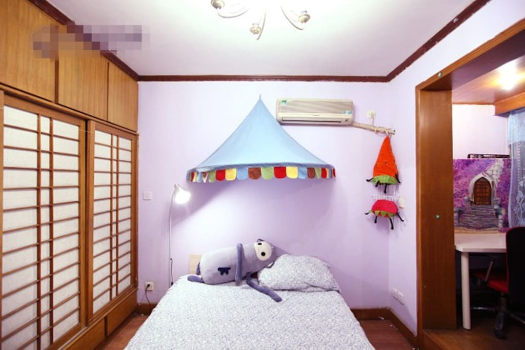 Guest Private Bedroom