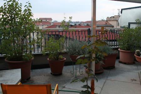 Bilocale tranquillo in centro città - Apartemen