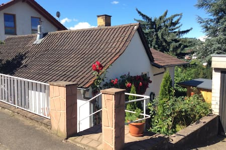 House sublet from 23.8-9.9.2014 - Neckargemünd - House