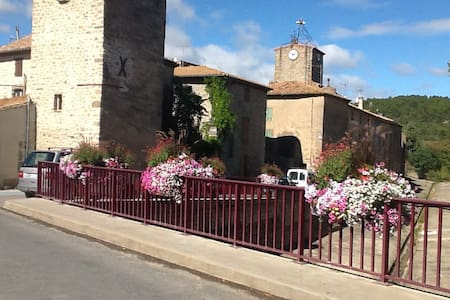 Charming gite in medieval village - Casa