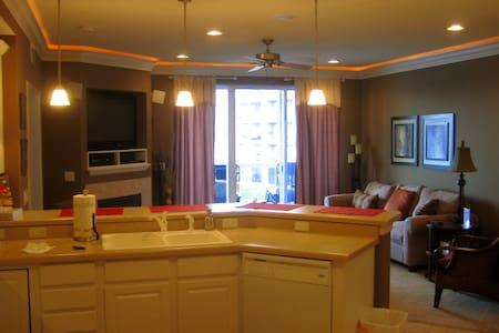 3 Bedroom 2 Bath Condo on the Lake