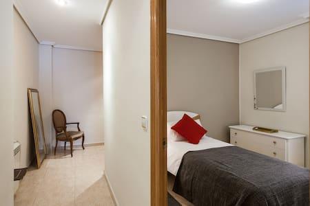 R3 Habitación  individual con Wi-fi - València - Apartment
